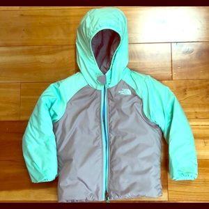 Northface reversible jacket